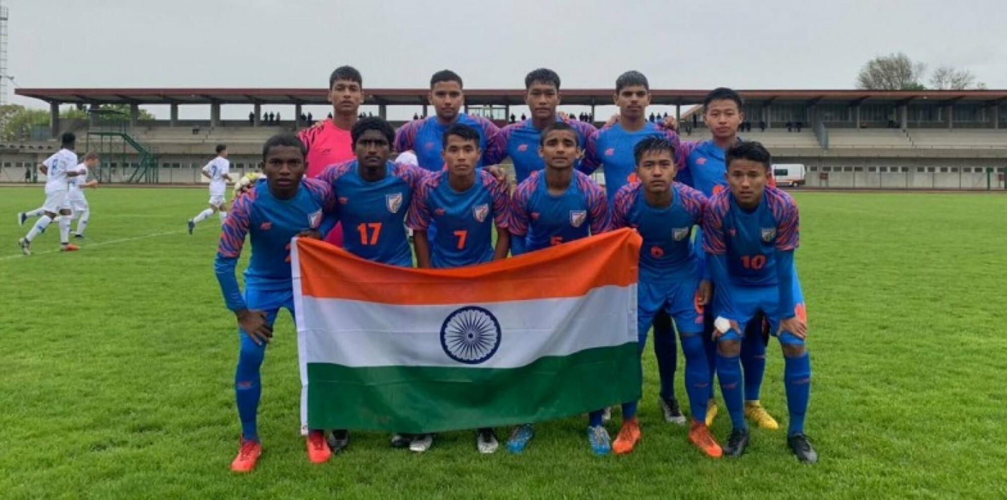 MU-15 Tournament: India defeat Qatar