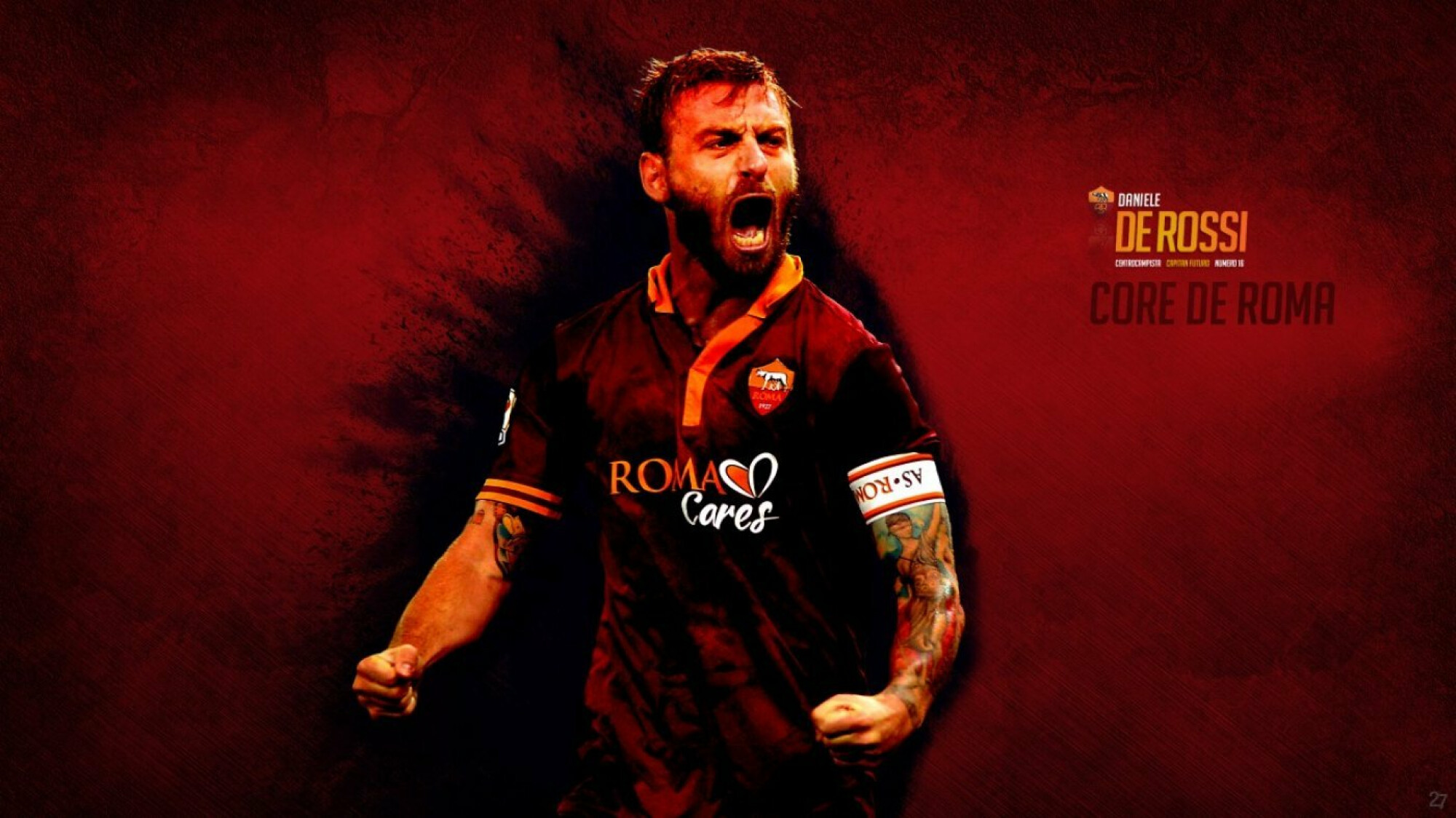 BREAKING NEWS: One club man - Daniele De Rossi leaves AS Roma