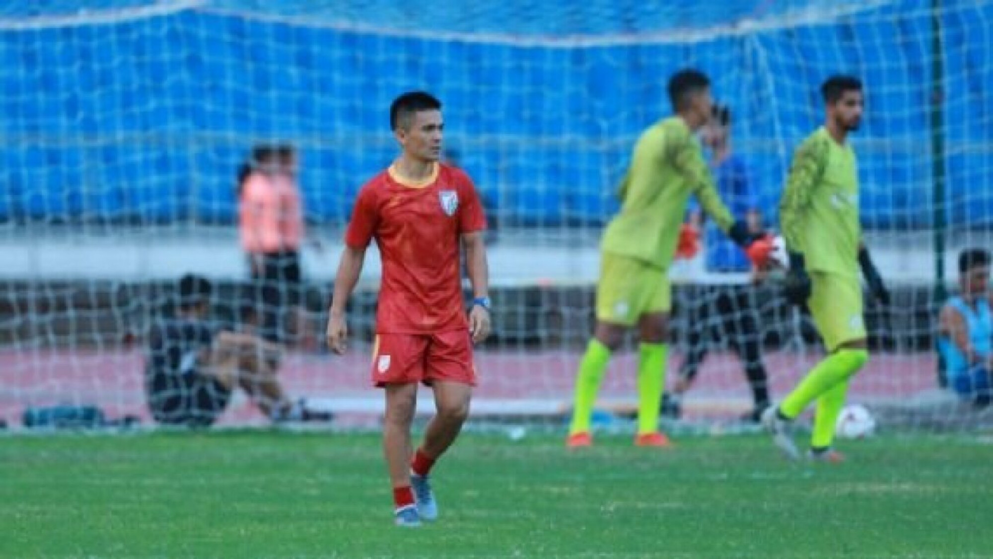 Sunil Chhetri on the cusp of becoming the most important Indian player of all time!