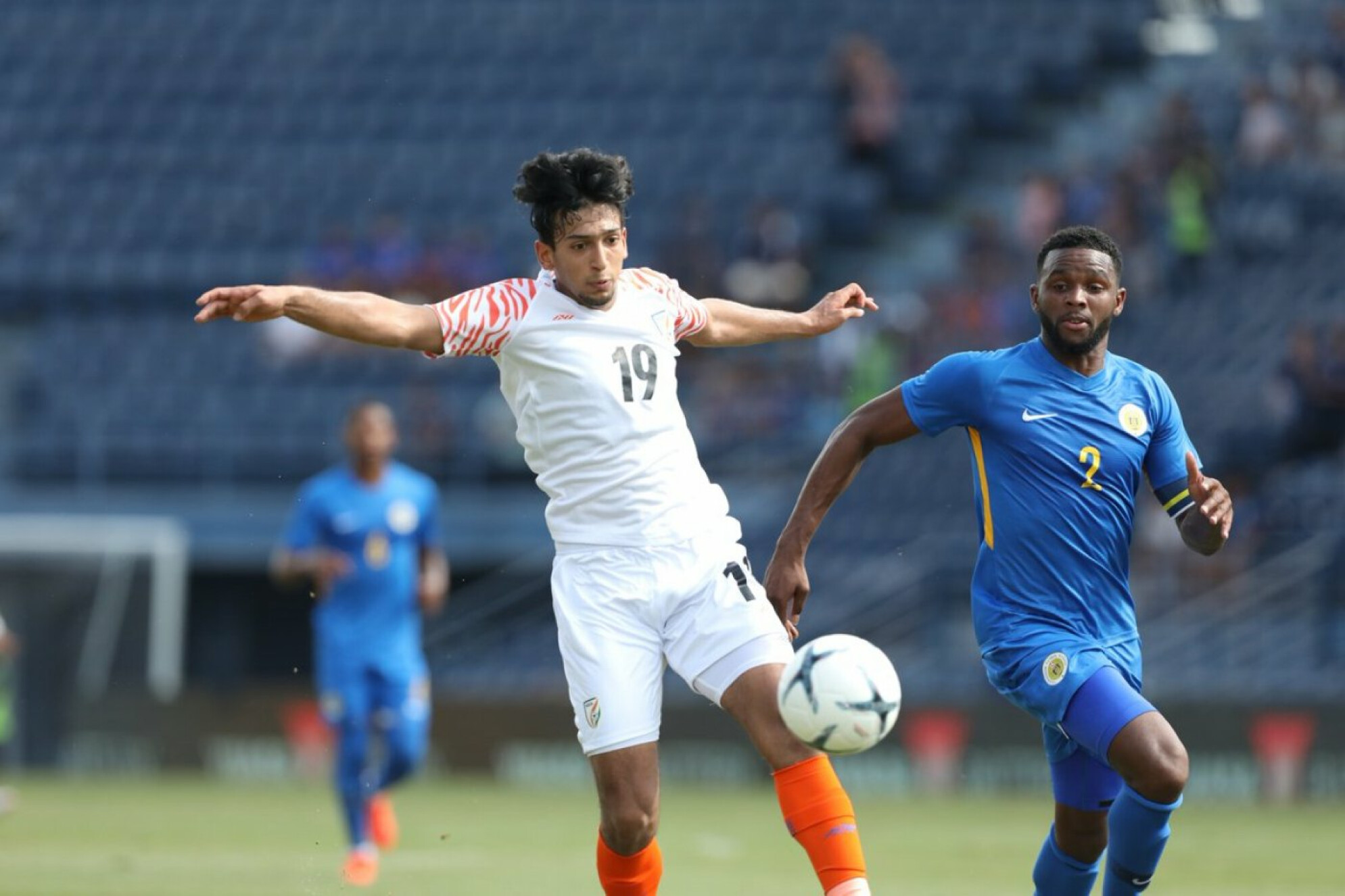 Tactical breakdown of Curacao vs India: A game of two halves