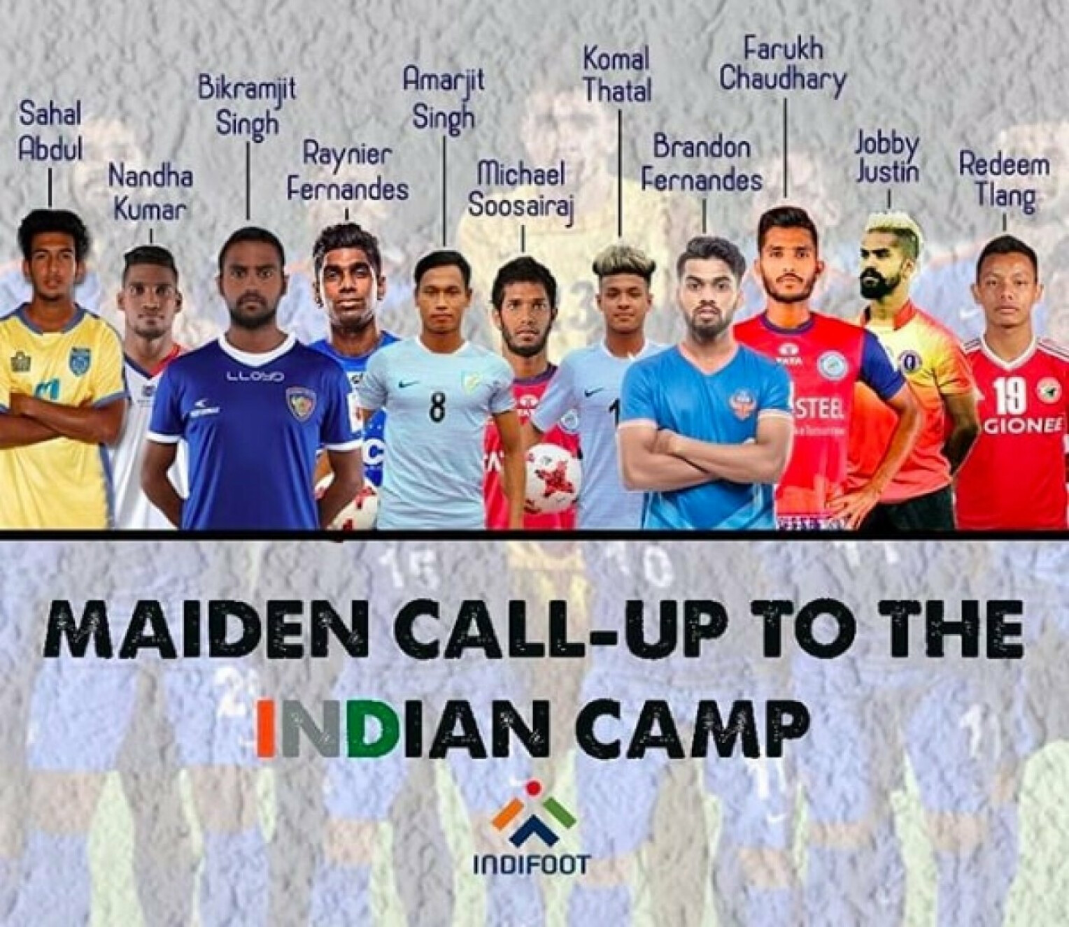 Igor Stimac releases six players from the Indian camp