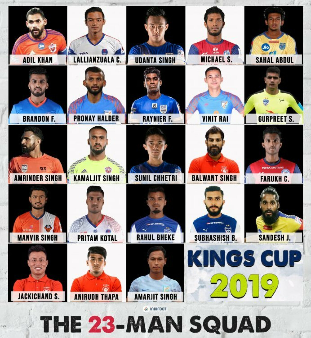 King's Cup 2019: Stimac announced new-look India 23-man squad
