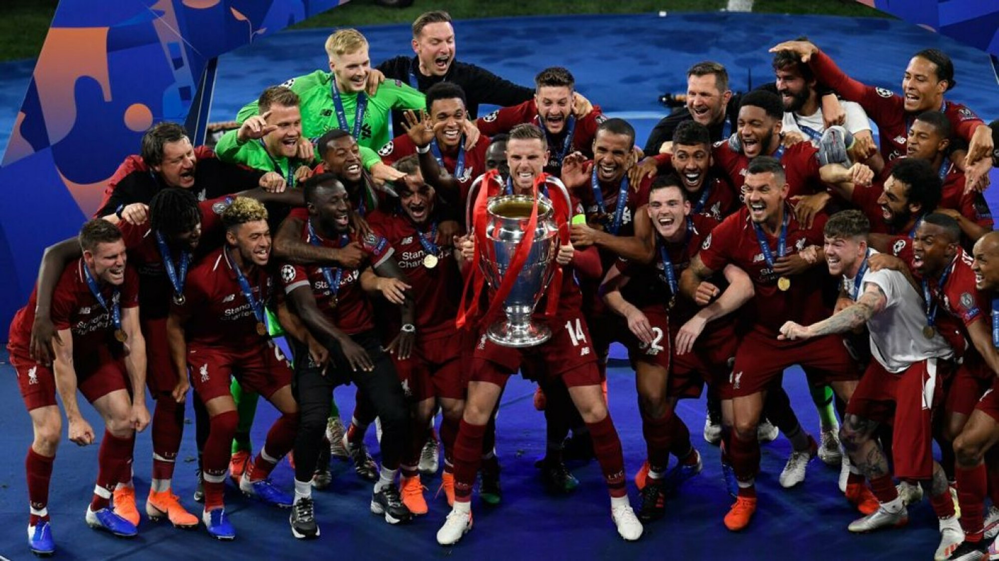Liverpool are the Champions of Europe!