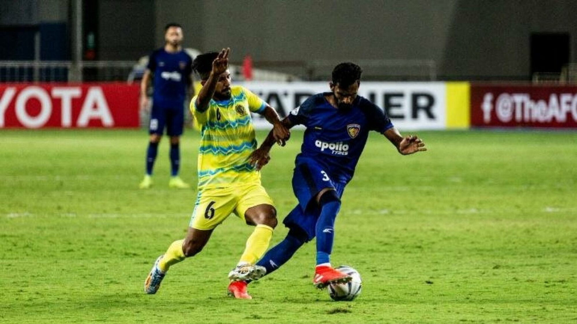 AFC Cup 2019: Abahani Dhaka hand Chennaiyin first defeat of the tournament.