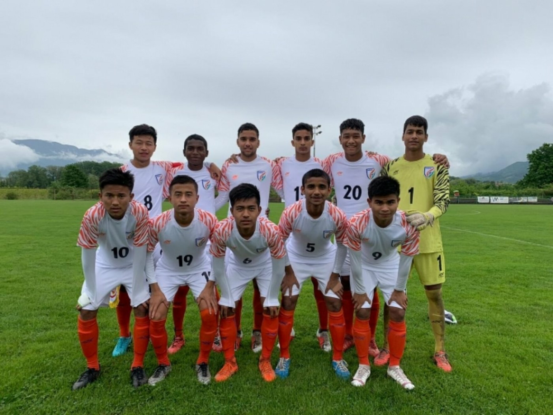 MU-15 Tournament 2019: India go down narrowly to Macedonia