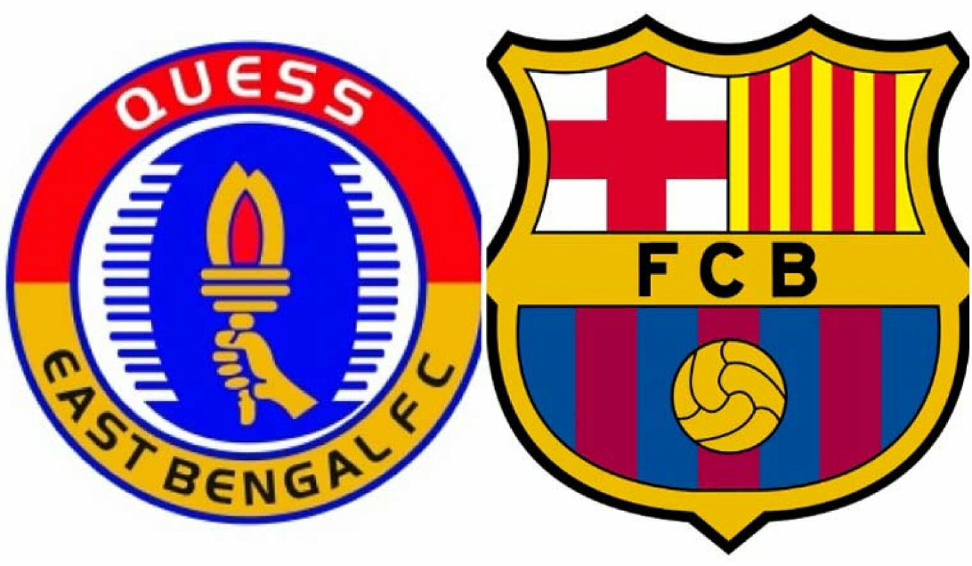 East Bengal closing in on a historic tie-up with FC Barcelona.