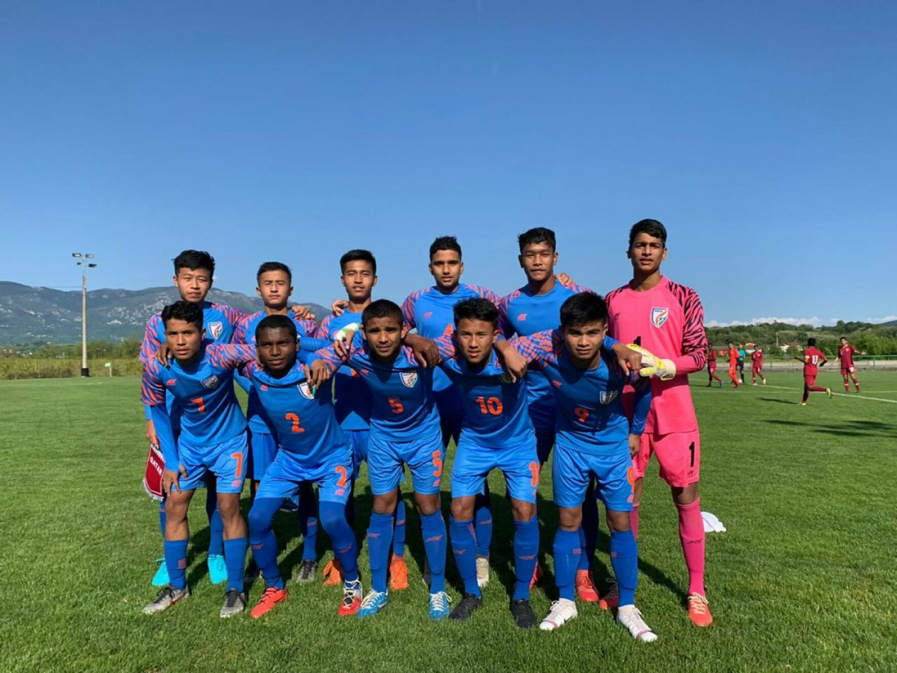 MU-15 Tournament 2019: India hold Slovenia for a thrilling draw.