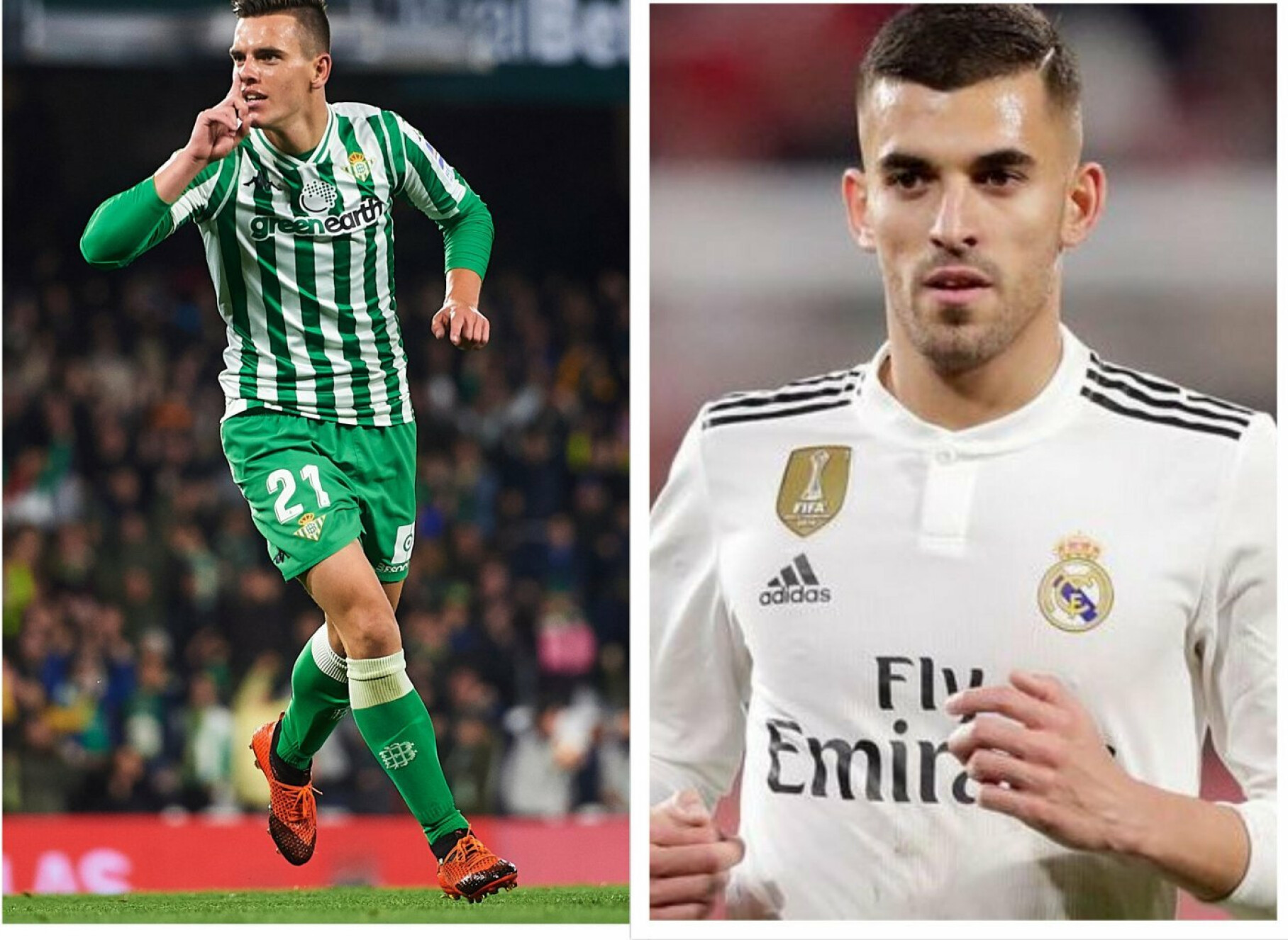 Dani Ceballos vs Giovani Lo Celso: Meet the new midfielders set to rule North London
