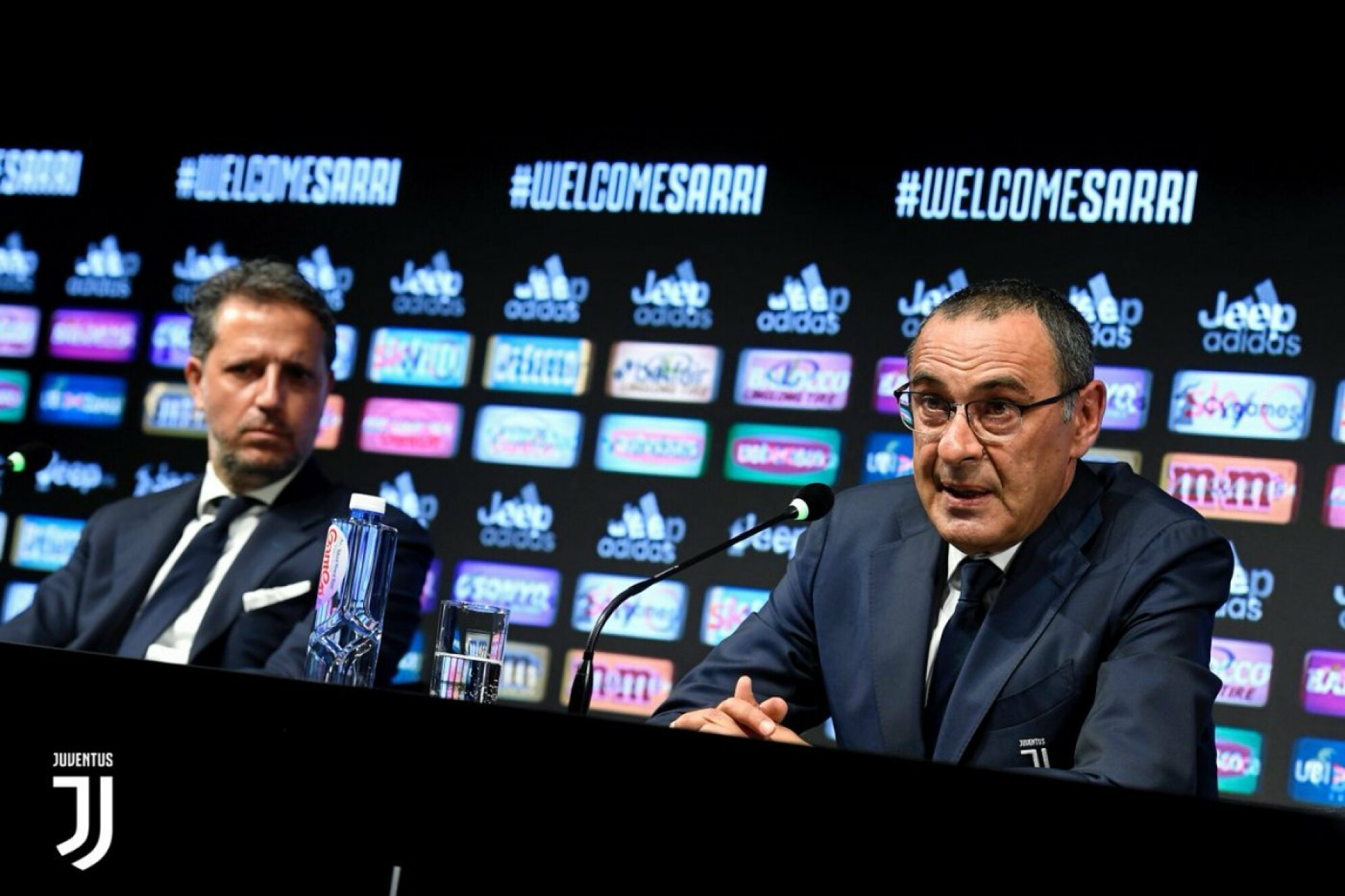 """For three years I would wake up and think about how to defeat Juventus"" - Sarri"