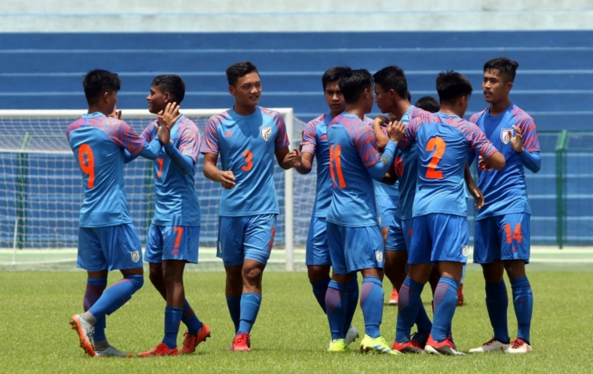 SAFF U-15 Championship: India put up five-star performance against Nepal