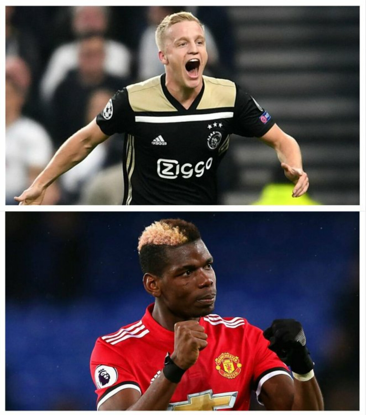 ANALYSIS: Why Real Madrid are right to turn to Donny van de Beek instead of Paul Pogba
