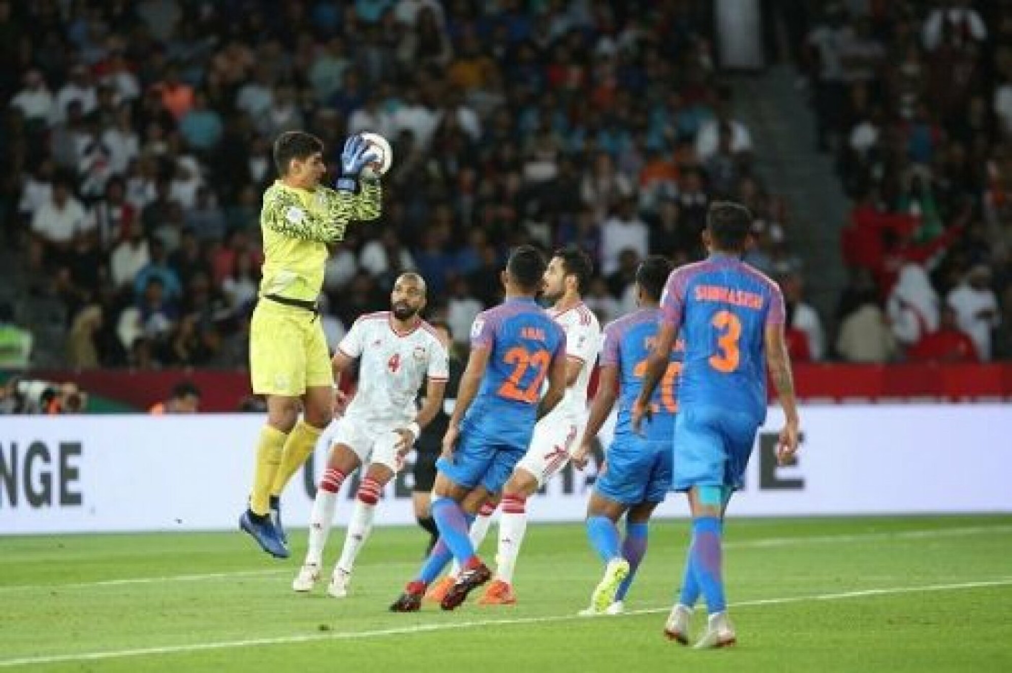 Achievements that helped Gurpreet Singh Sandhu win Arjuna Award
