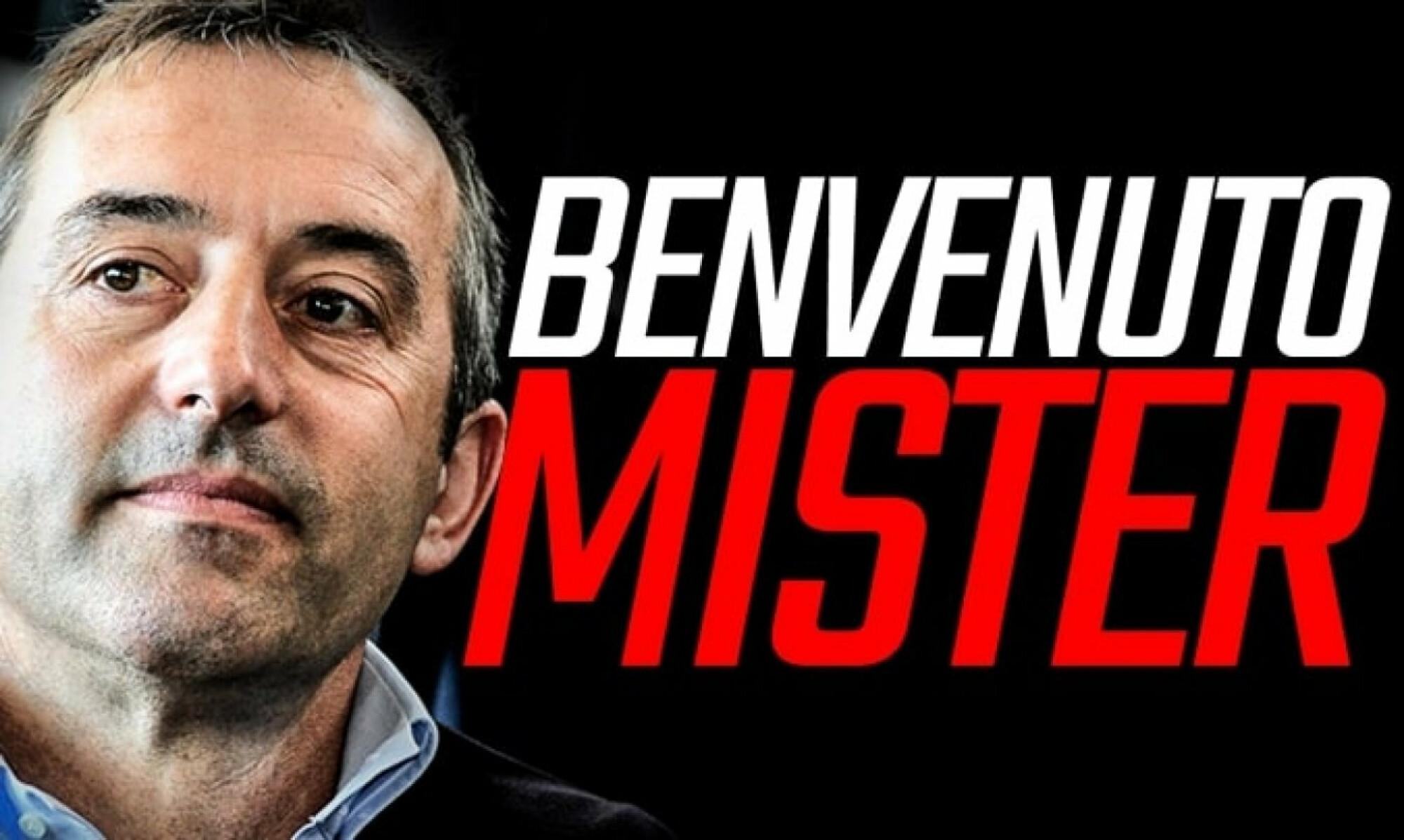 BREAKING NEWS: Marco Giampaolo is the new AC Milan boss