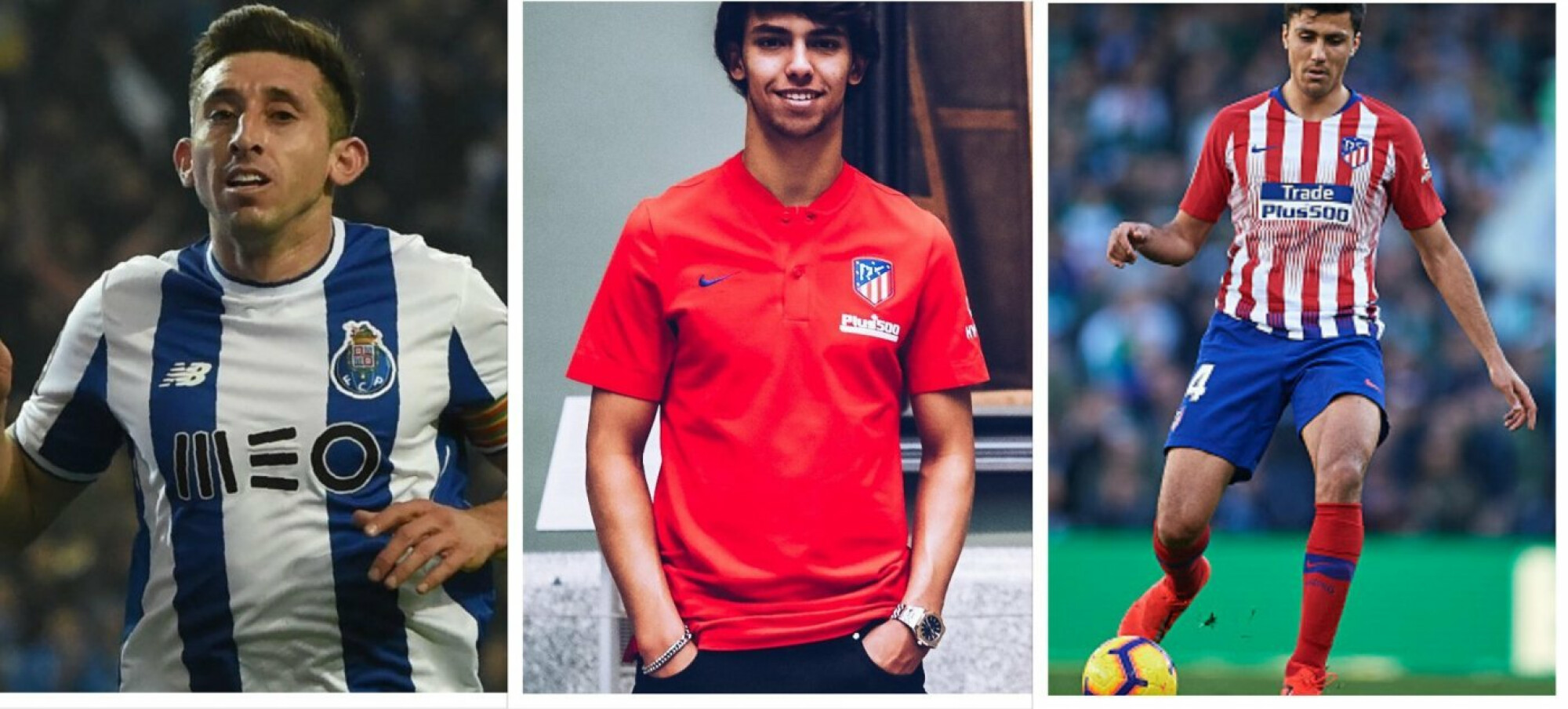 Joao Felix to Atleti, Rodri to Man City: All the confirmed transfers from Wednesday