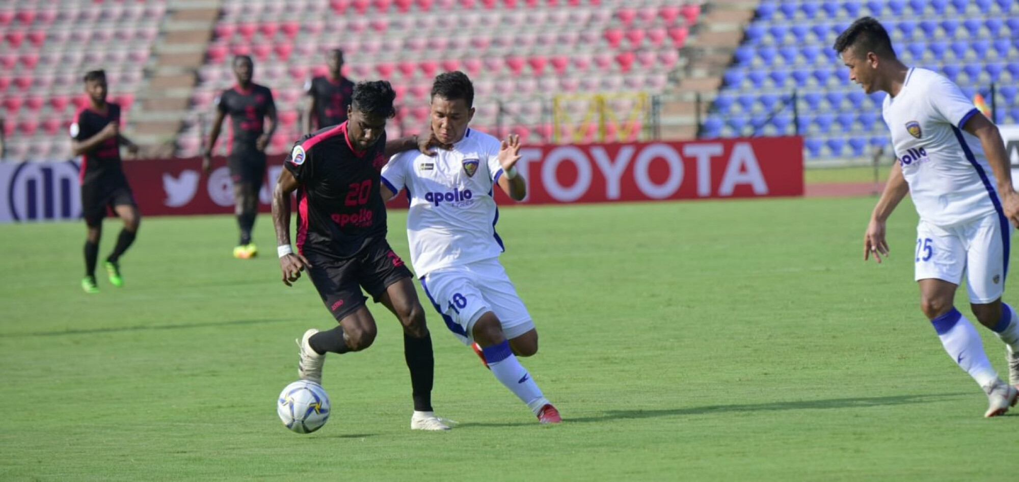 AFC Cup 2019: What equation will get Chennaiyin to the next round?