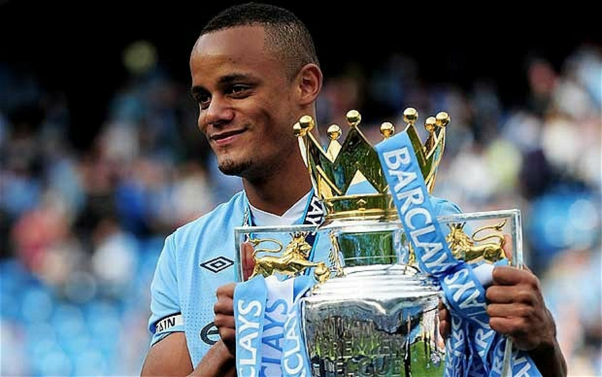 5 players who could replace Vincent Kompany at Man City