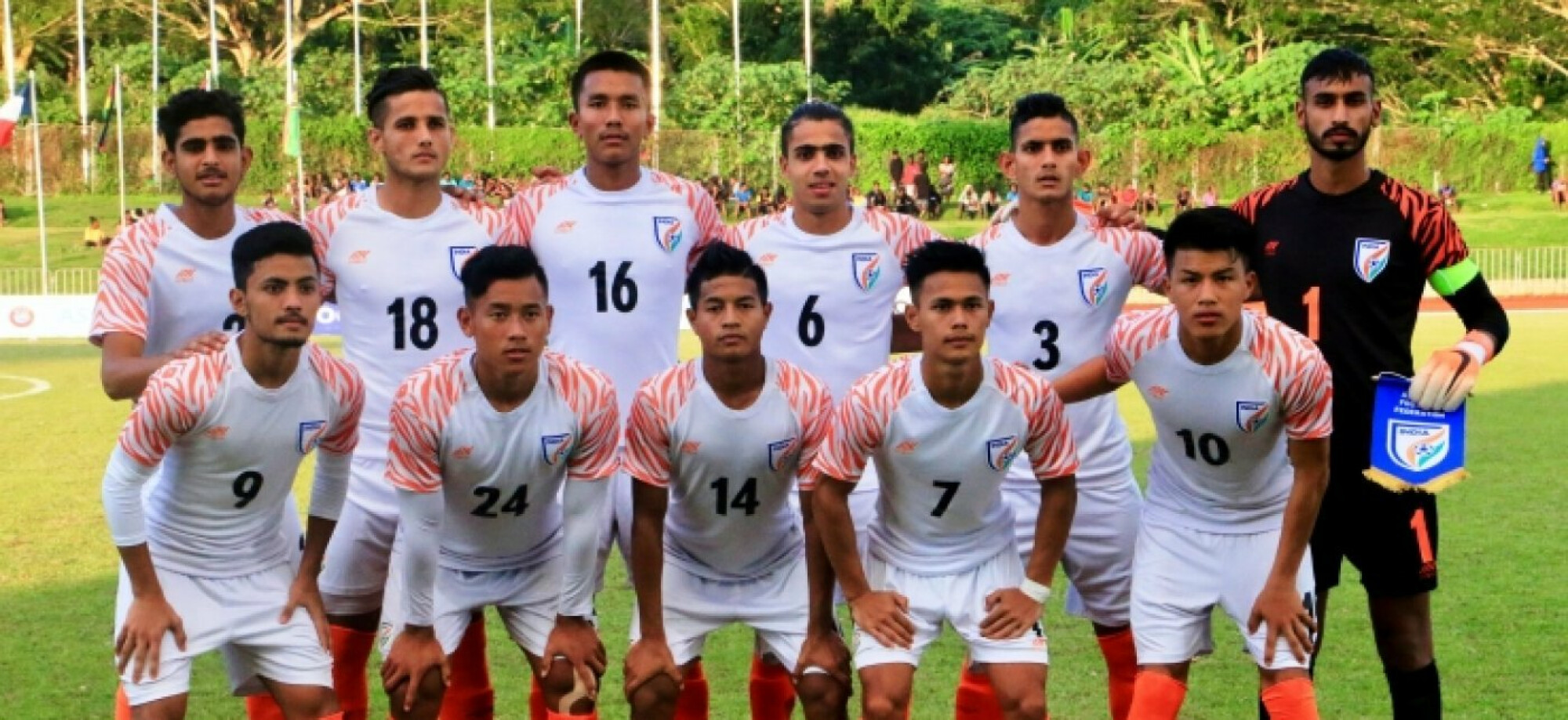 OFC Youth Tournament 2019: India annihilate New Caledonia