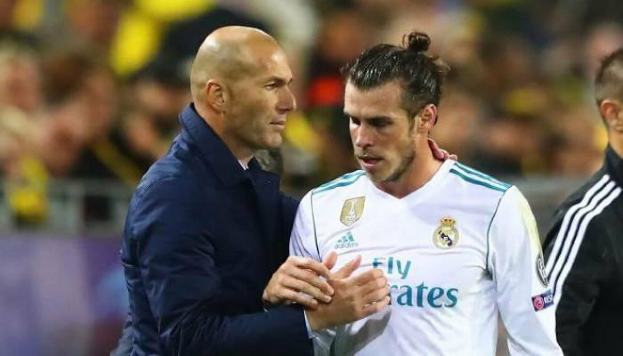 Everything you need to know about the Gareth Bale-Zinedine Zidane row