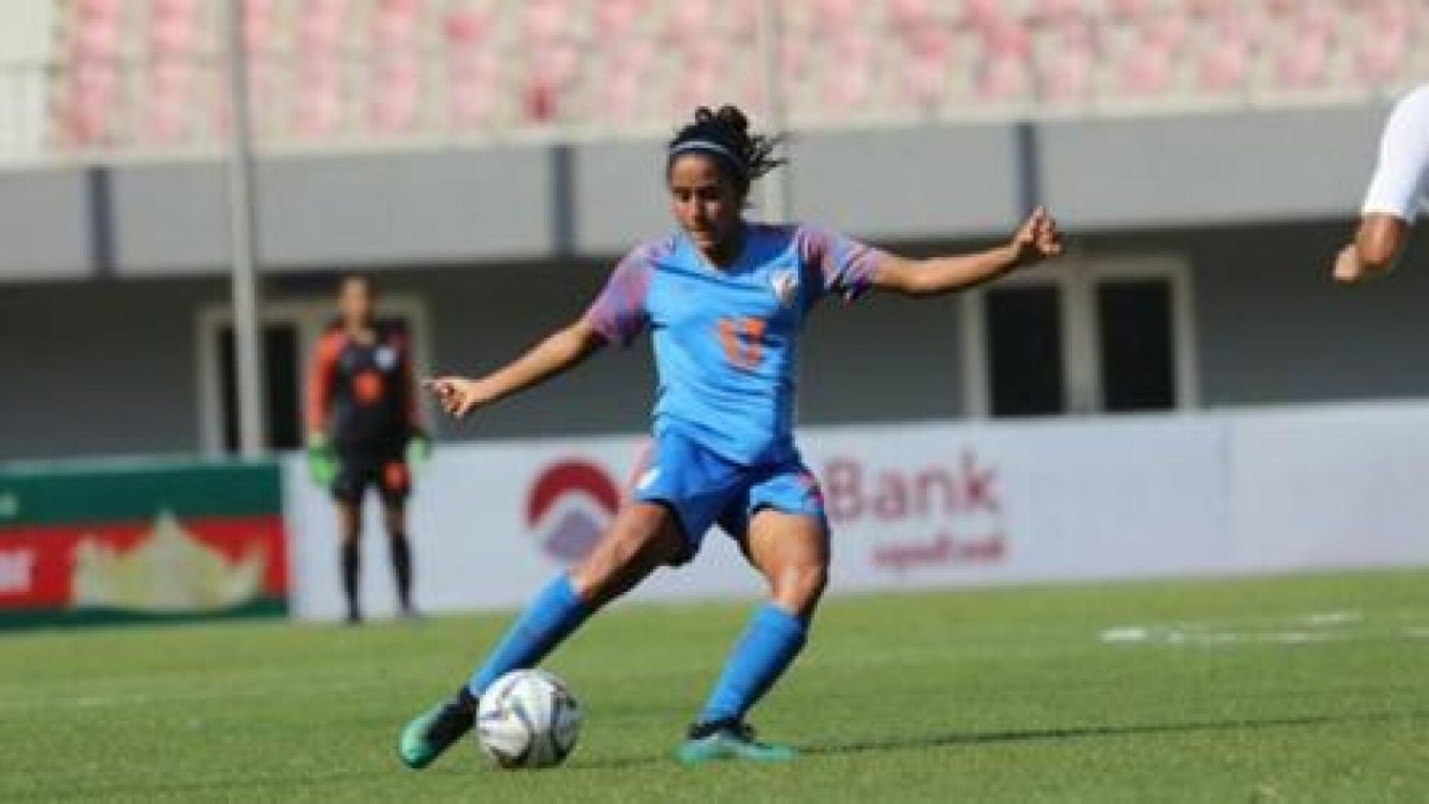 India women's international signs up for Canadian outfit