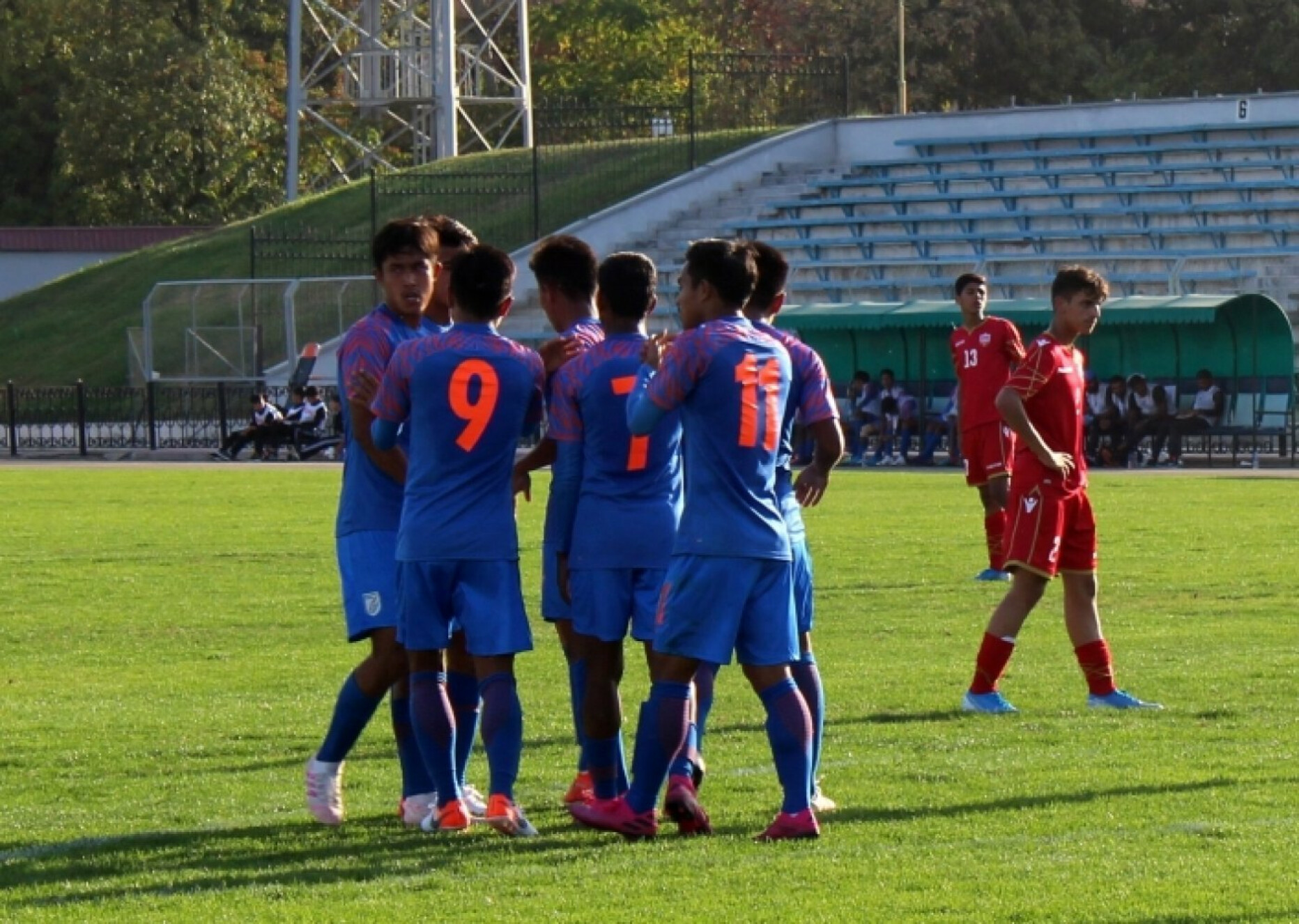 AFC U-16 Qualifiers: India rout Bahrain