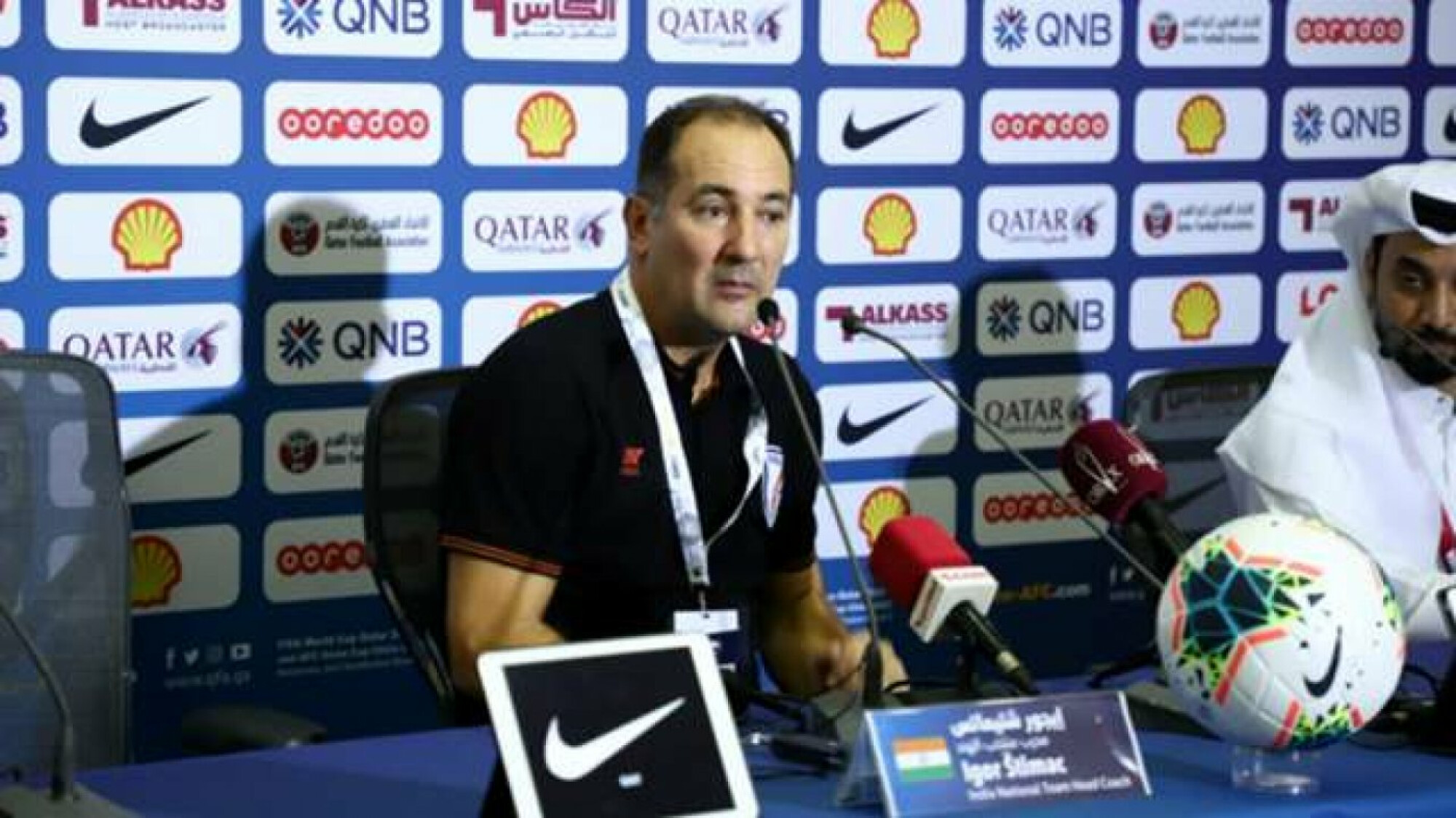 World Cup Qualifiers: We played fewer long balls: Stimac