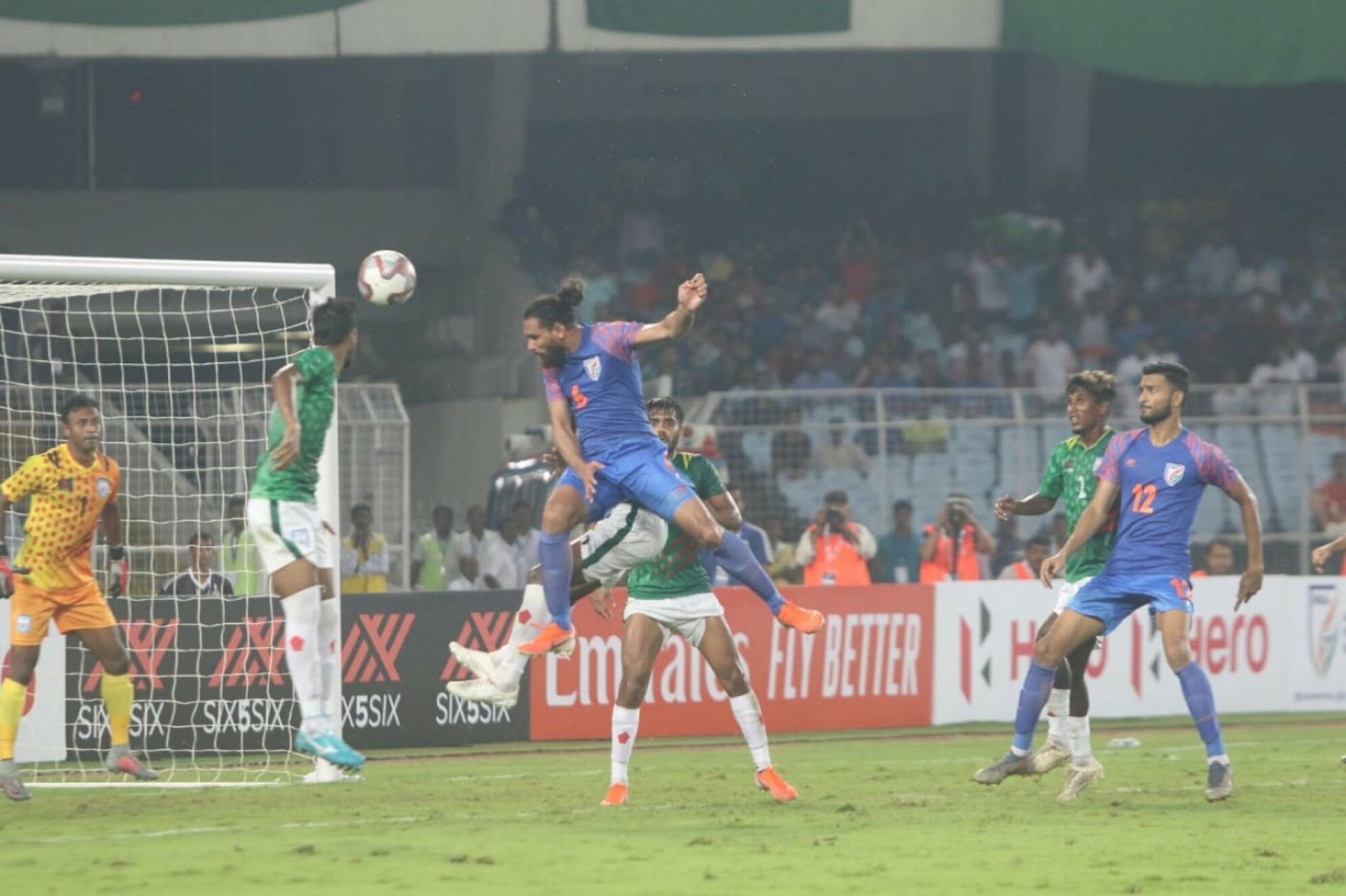 FIFA World Cup Qualifiers: Gritty Bangladesh hold India for a draw