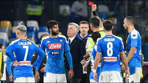 SSC Napoli wronged in a wild and eventful 2-2 draw vs Atalanta