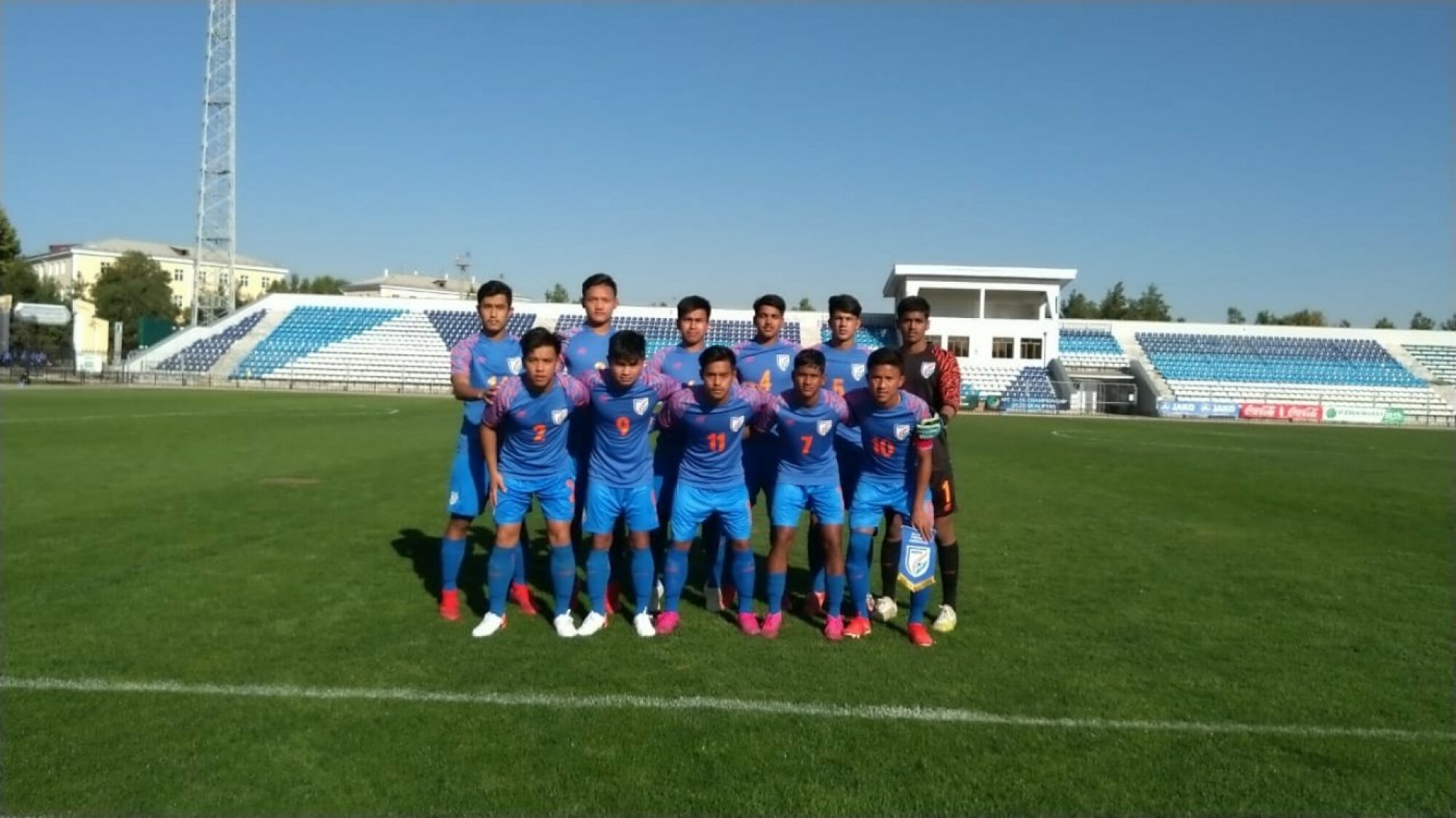 AFC U-16 Qualifiers: Five-star India thrash Turkmenistan