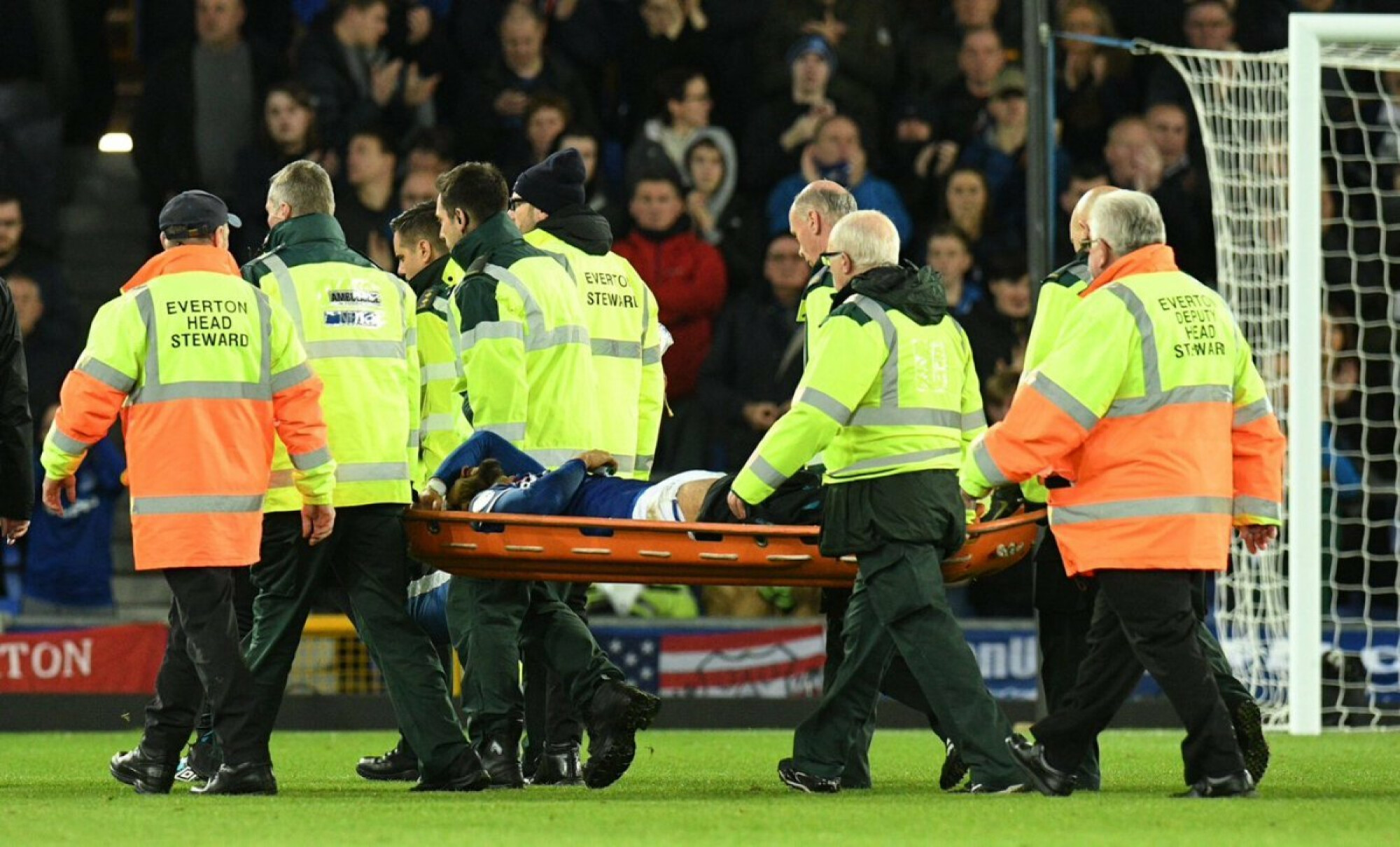 Andre Gomes sufferer horrific injury in yet another away day misery for Tottenham