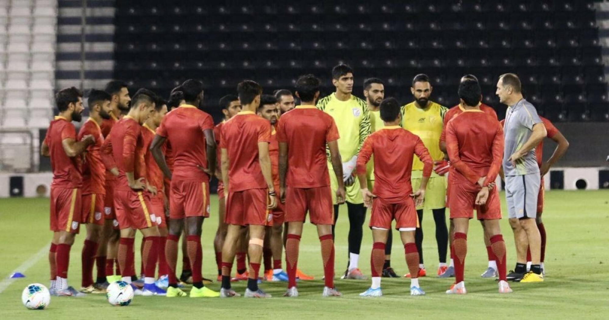 FIFA World Cup Qualifiers: India to hold camp in Guwahati