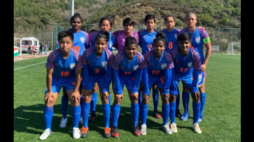Indian girls defeat Romania in second friendly