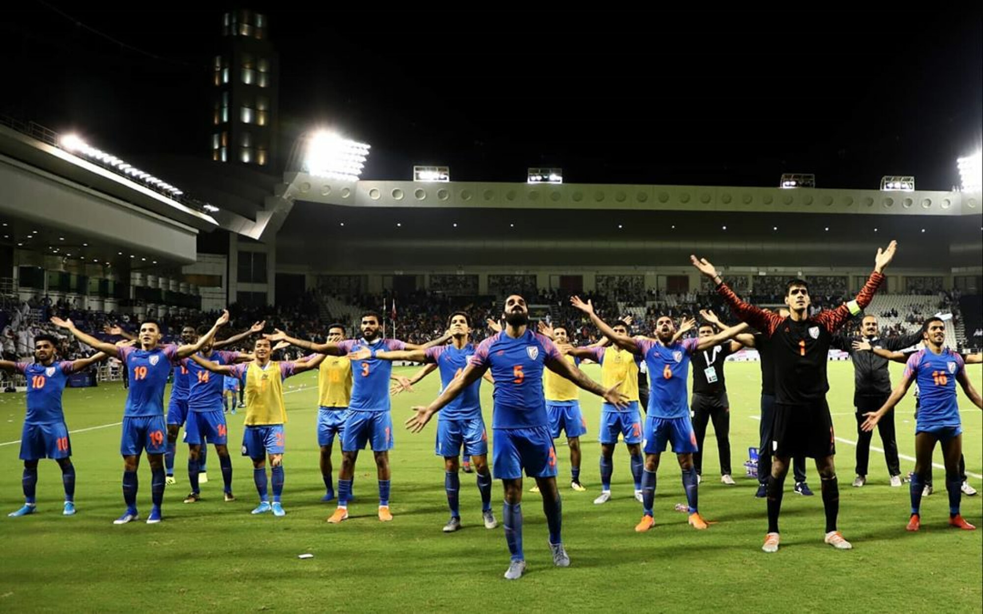 FIFA World Cup Qualifiers: Coronavirus scare pushes back India-Qatar tie