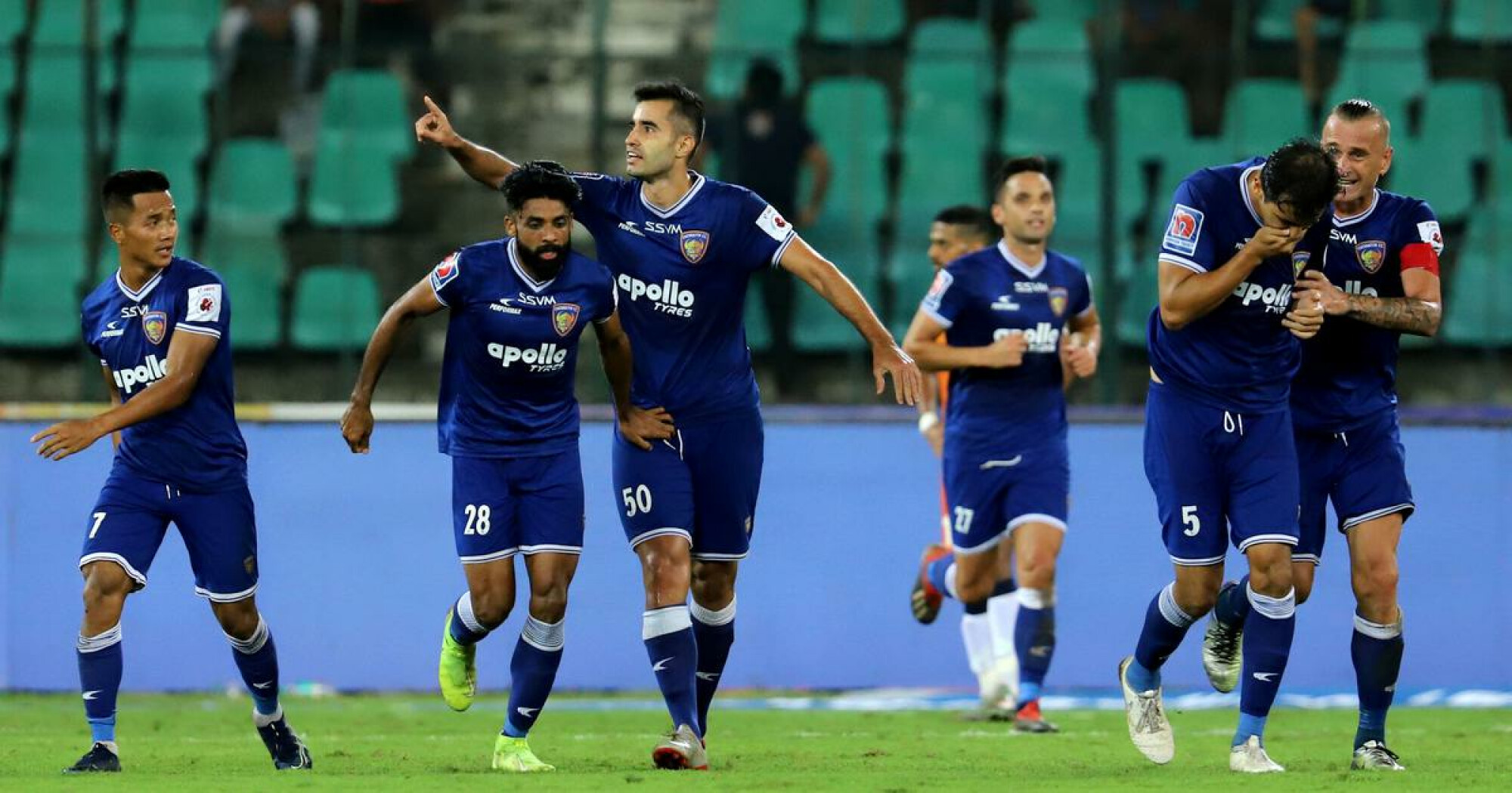 Chennaiyin inch closer to top 4 with ATK win