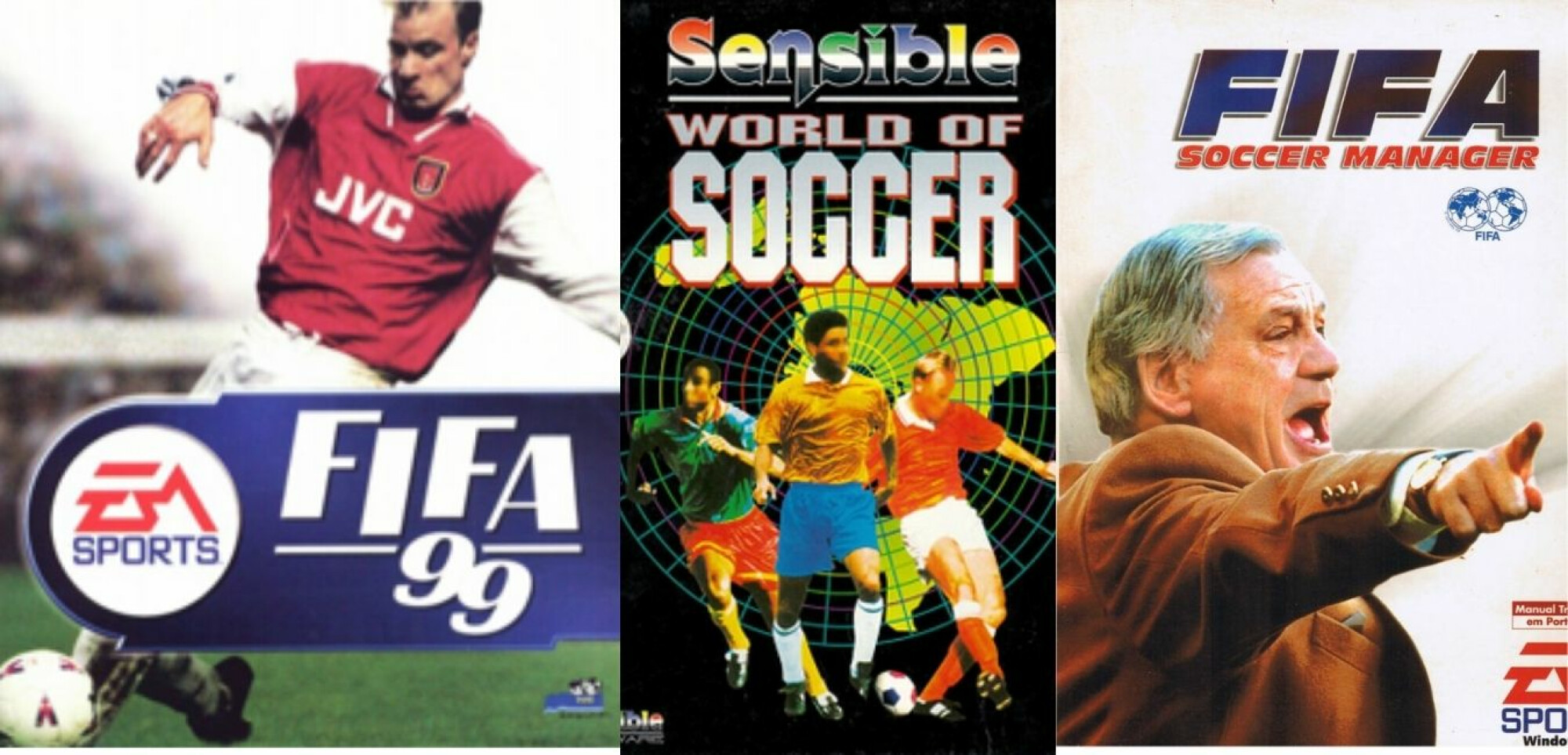 THE GREATEST FOOTBALL VIDEO GAMES (PART-1)