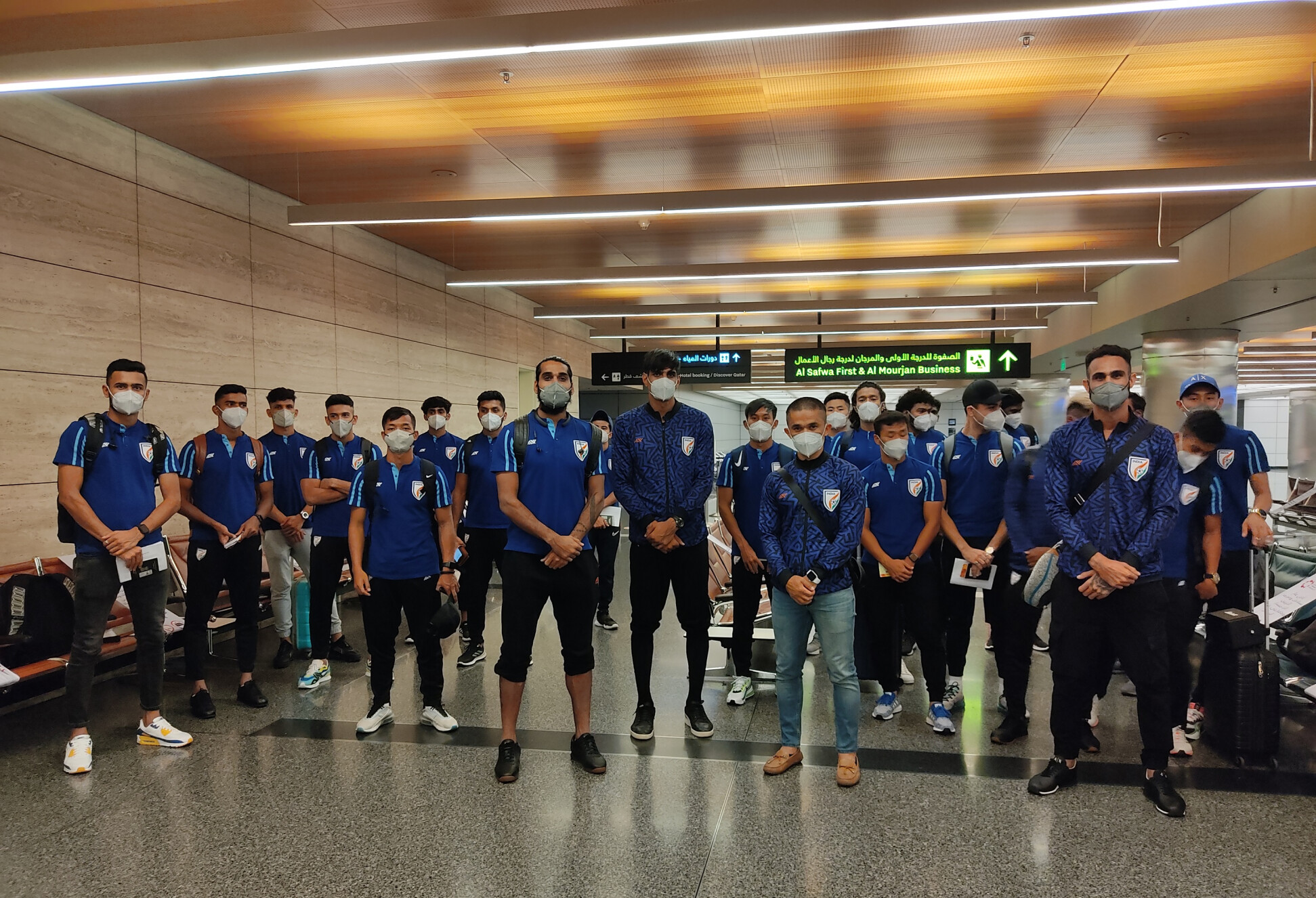 Asian Qualifiers: Indian national team's probable 28-man squad announced