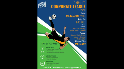 PARKLIFE CORPORATE LEAGUE