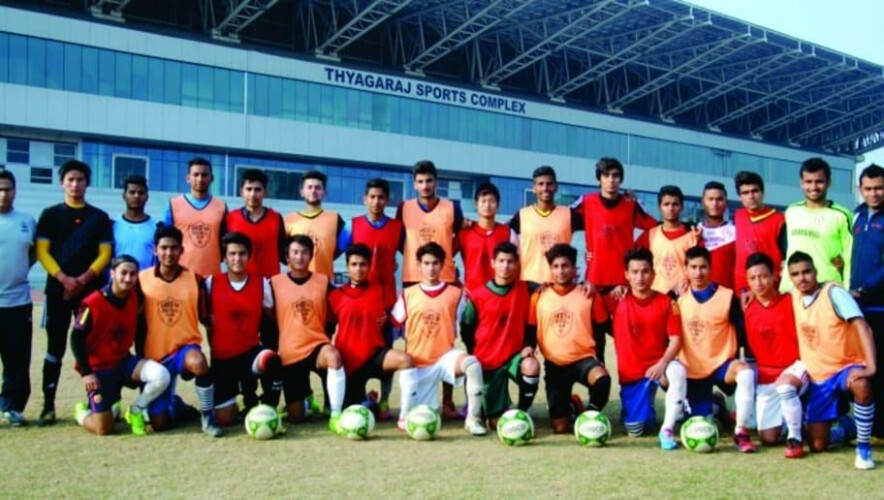 Hindustan Football Club Trial